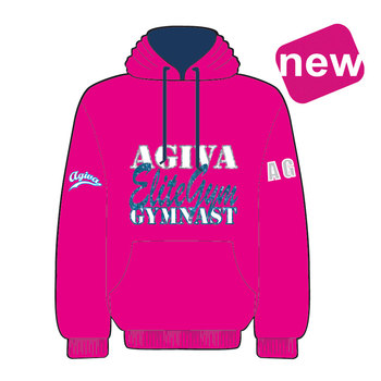 Sweat-shirt Fuschia
