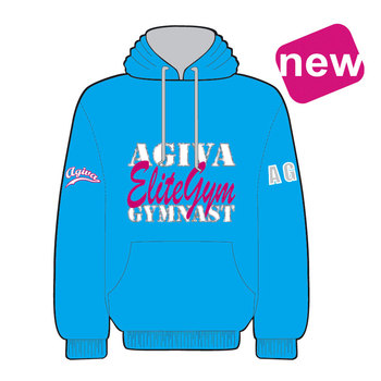Sweat-shirt blue