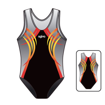 Men's leotard 8038-D77