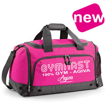 Sport Bag Fuschia 9031F