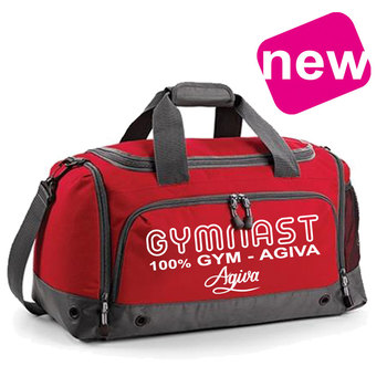 Sport Bag Red 9031R