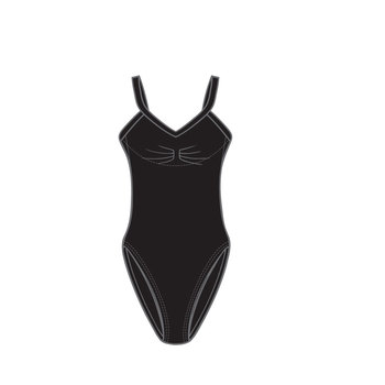 Leotard Elasthan 9915