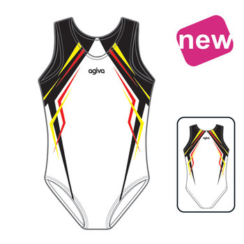 Men's leotard 8038-F48